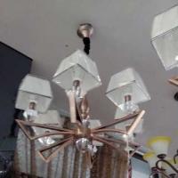 奋上照明 拉尾水晶灯 L5062-6
