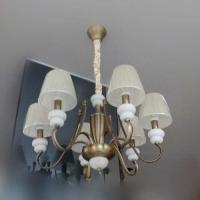 奋上照明 拉尾水晶灯 L6092-6