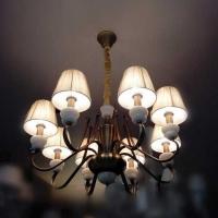奋上照明 拉尾水晶灯 L6092-8
