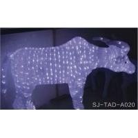 led滴胶牛造型