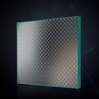 展会 店面地板玻璃 防滑易清洁的高档玻璃