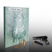 防弹安全玻璃