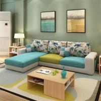 酷可斯可移动组合休闲布艺沙发 懒人沙发