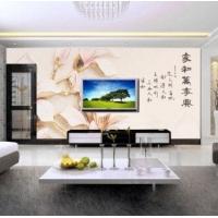 天然蛭石硅藻土电视背景墙壁画室内装饰生态功能板除甲醛生态板