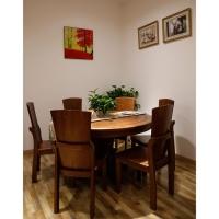 南京实木家具-波肯家具-餐桌系列