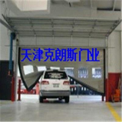 天津工业快速拉链门报价