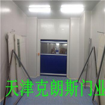 天津手动快速卷帘门生产