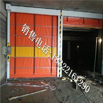 天津工业快速拉链门厂家
