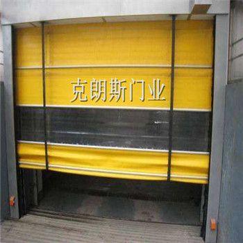 山东高速堆积门安装系统