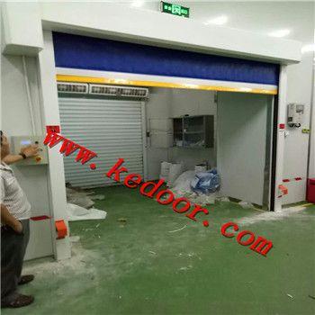 山东全透明高速门产品介绍