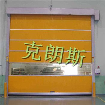 天津工业快速软门定做