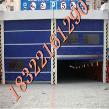 郑州工业高速卷帘门图片