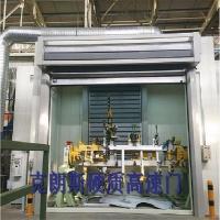 北京硬质快速门的优势与安全性(克朗斯门业)