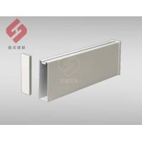 南京铝方通聚酯漆喷粉木纹弧形异型铝方通