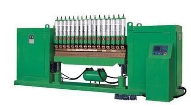 全自动双模交替自动排焊机 丝网排焊机 自动焊网机