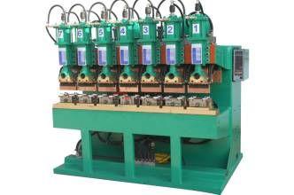 宠物笼自动排焊机 狗笼排焊机 冰箱网排焊机