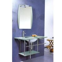 尊龙世陶洁具-洗手盆-玻璃盆