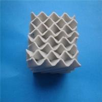陶瓷规整填料 17-23%氧化铝陶瓷填料
