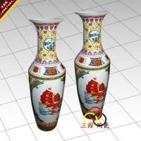 陶瓷落地大花瓶