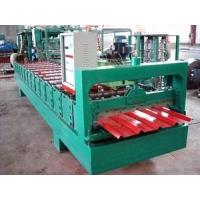 众腾压瓦机厂840型压瓦机