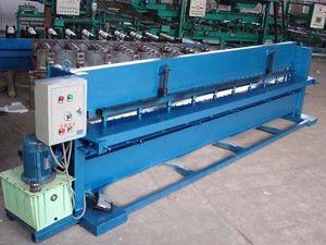 泊头众腾4米液压剪板机生产厂家
