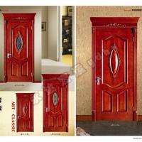室内卧室烤漆门 定做卧室木门定做