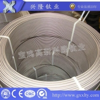 现货优质多规格高强度钛丝