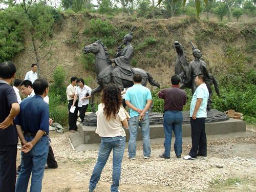 重庆华阳雕塑