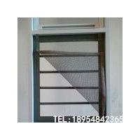 城阳防盗防护纱窗安装