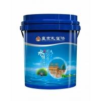 广东皇家孔雀漆木器漆系列水性木器漆清面漆