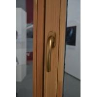 铝木扶额门窗木质阳光房|铝包木阳光房|木包铝阳光房
