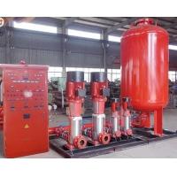消防泵稳压供水机组