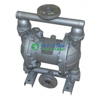 隔膜泵:QBK第三代气动隔膜泵