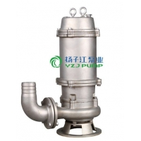 WQ型不锈钢无堵塞污水泵