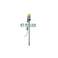 防爆型油桶泵|不锈钢抽液泵|插桶泵|不锈钢油桶泵