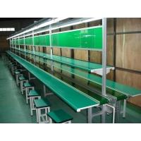 皮带流水线、电子厂PVC输送线直销