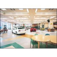 高耐磨强化PVC塑胶地板(PVC运动地板)