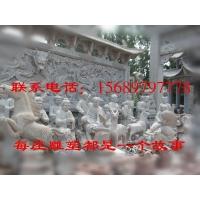 石雕人物设计雕刻,山东石雕人物