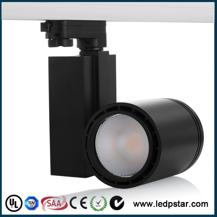 LED高端新款导轨灯