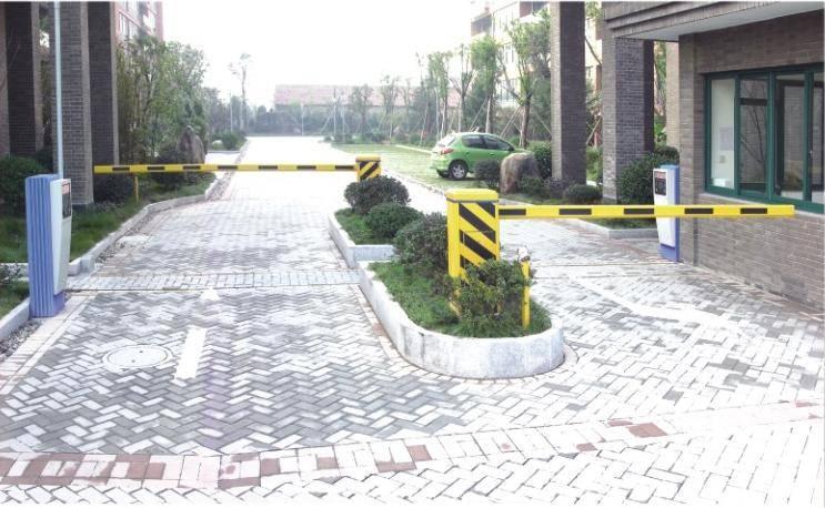 道闸,停车场管理系统