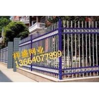 包头锌钢护栏网,包头锌钢围栏,包头喷塑锌钢护栏网