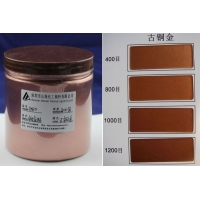 闪光铜金粉生产厂家  红金粉