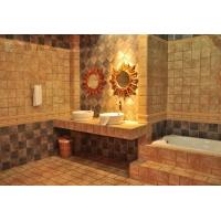 艺术金晶砖 抛金毯花地板 背景墙图  抛金厨卫砖