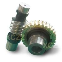 减速机蜗轮蜗杆副(X-1+20Cr碳氮共渗)
