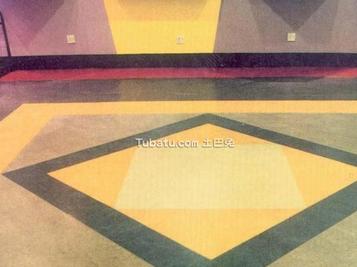天津塑胶地板施工准备_塑胶地板基础要求