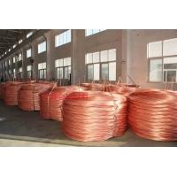巨盛专业生产红铜铆料线 焊枪紫铜导电嘴用紫铜线