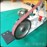 砂带抛光机2100X50多功能砂带机高速砂带打磨抛光 金力达