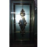 供應鋼化玻璃、鑲嵌玻璃、木門藝術玻璃