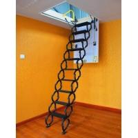 阁楼伸缩梯室内梯子家用阁楼壁挂楼梯旋转升降梯电动遥控梯