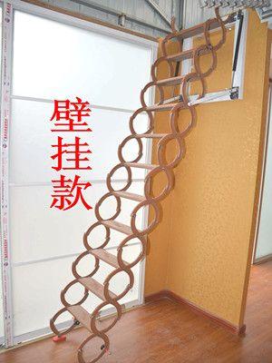 家用升降梯室内楼梯设计客厅带阁楼楼梯效果